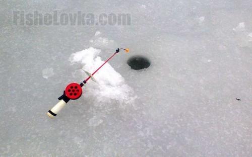 Этот лед еще прочный.