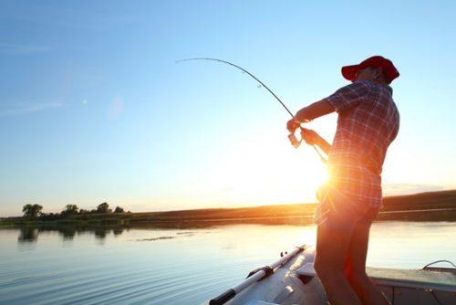 рыбалка в подкидку