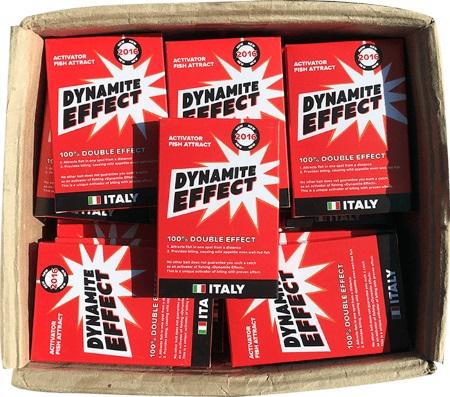 Dynamite Effect