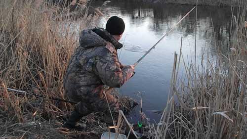 Где ловить леща на фидер в марте