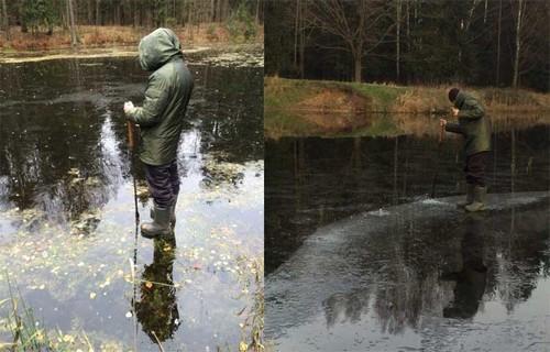 тактика ловли ротана зимой