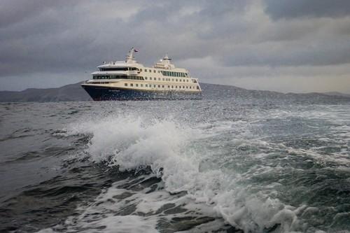 Сейчас мыс Горн проходят только круизные суда и яхты, принимающие участие в регатах