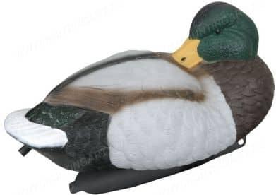 спящая утка