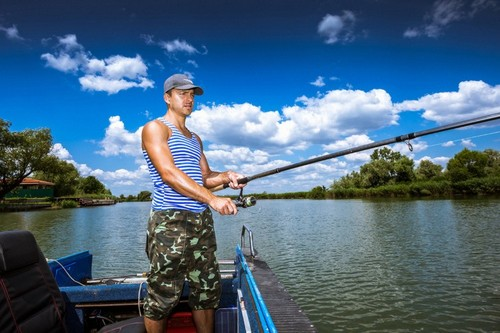 Отличная рыбалка на сазана в Вилково.