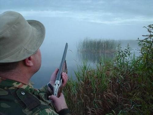 Охота в Дании