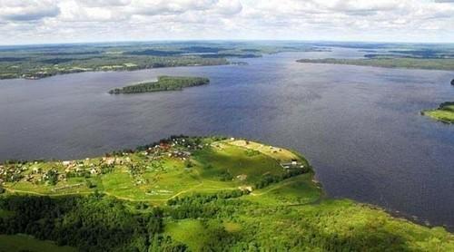 озеро волго тверская область отдых