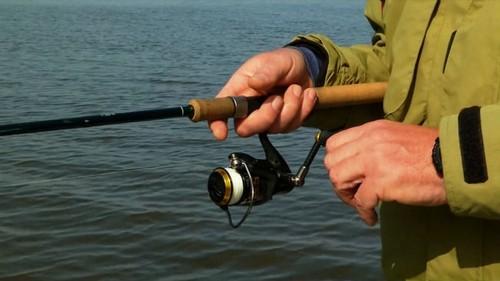 Спиннинг для ловли судака летом