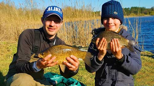 Рыбалкав мае накарася