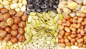 Семена и орехи для овчарок