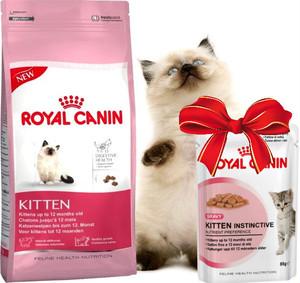 Роял Канин сухой корм котятам