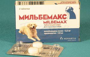 Инструкция к применению Мильбемакс