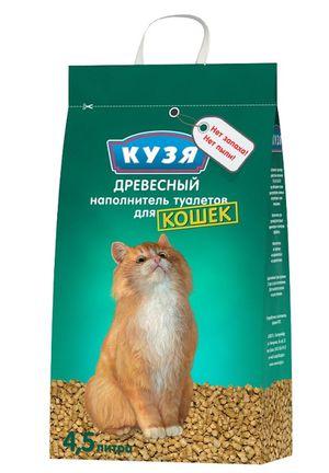 Состав наполнителя туалета для кошек