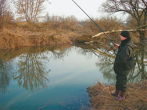 Необычная весенняя ситуация сложилась на водоемах центрального региона