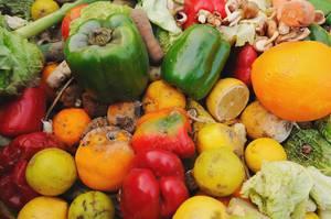 Гнилые овощи