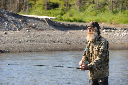 Особенно полезна рыбалка пожилым людям