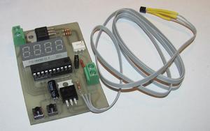 Терморегулятор для инкубаторов