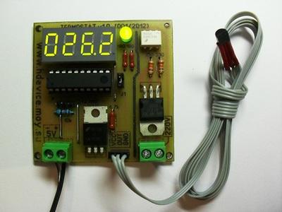 Как самостоятельно создать терморегулятор для инкубатора, термостат