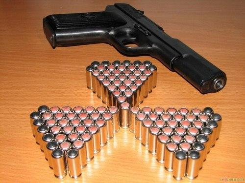 Требуется ли лицензия, на газовое оружие
