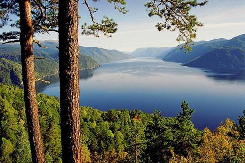 Алтайский природный заповедник