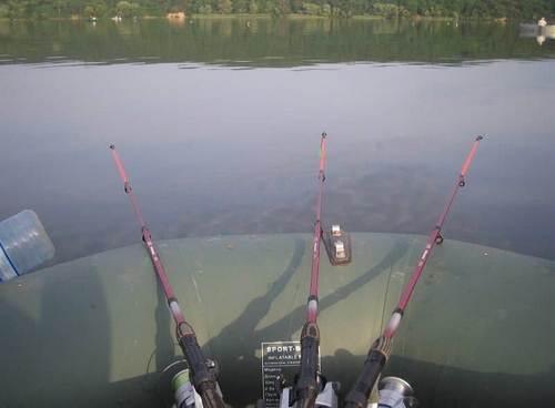бортовые удочки для ловли леща конструкция