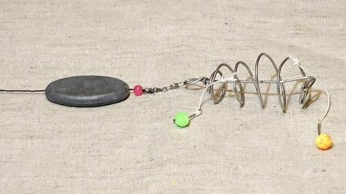 рыболовные снасти для ловли леща