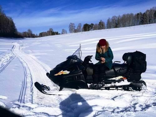 Какой расход топлива на 100 км у снегохода Тайга Патруль 500 swt
