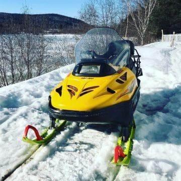 Запчасти для снегохода, BRP Ski Doo Skandic 600
