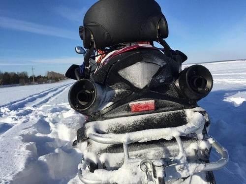 Снегоход для больших расстояний yamaha rs venture tf