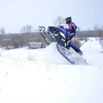 yamaha rx1 снегоход