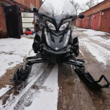 Снегоход Yamaha Viking 540