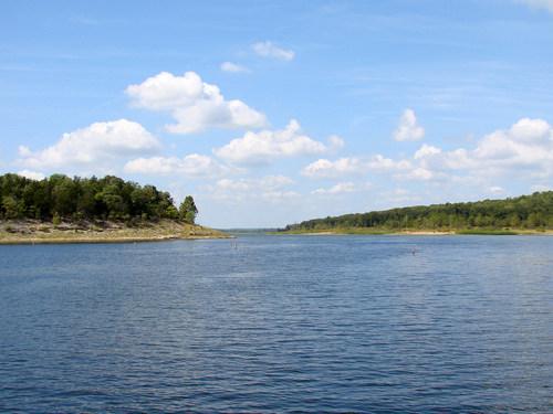 Места для рыбалки в Миссури