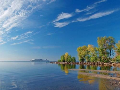 Рыбалка на Днепровском водохранилище