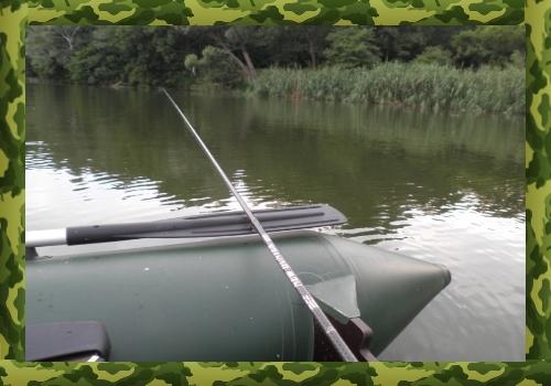 ловля густеры на течении