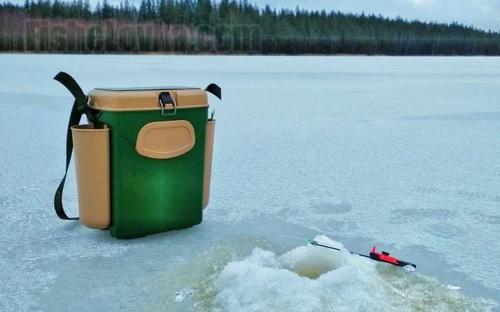 Обзор зимних приманок для подледной ловли рыбы