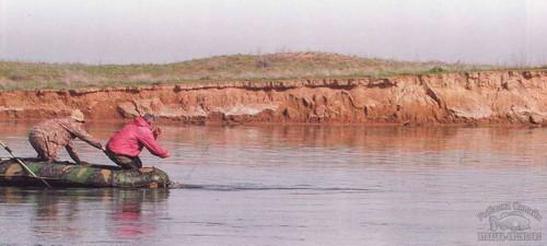 ловля сома с лодки спиннингом