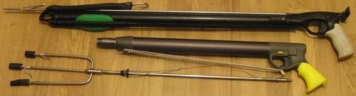 Оружие для подводной охоты