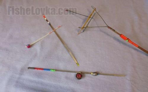 Простые варианты изготовления самодельных кивков для зимней удочки