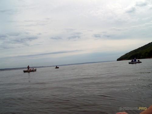 Рыболовный праздник на рыбалке с приманками TM SPRUT
