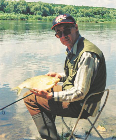 Рыбалка в верхнем течении Оки