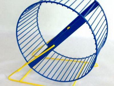 Как сделать самому колесо для хомяка
