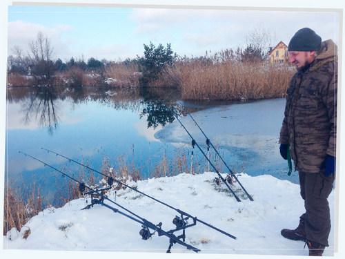 Перволедье, период подледной рыбалки