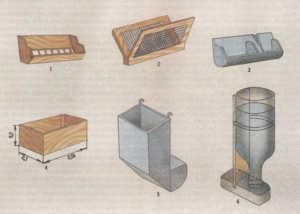 Как самим сделать кормушку из подручных материалов