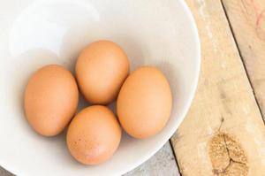 Свойства сырого яйца