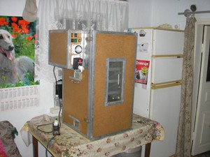Как собрать инкубатор