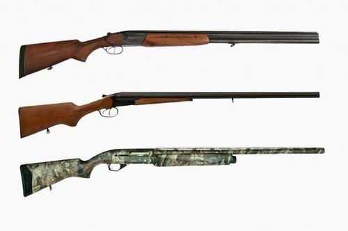 Ружья ТОЗ 34, MP 43, MP 155 или вертикалка, горизонталка и полуавтомат фото