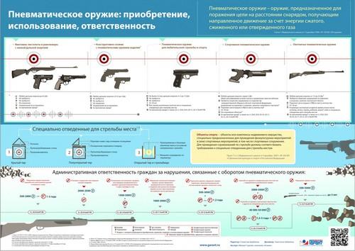 Разрешение (лицензия), на пневматическое оружие