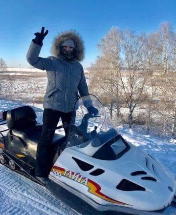 аккумулятор на снегоход тайга 500