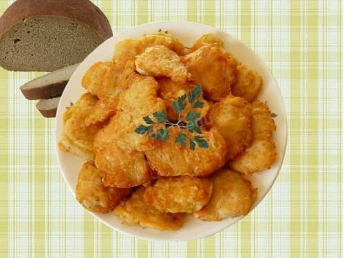 кляр для рыбы: рецепт классический
