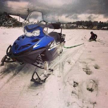 ремонт снегохода поларис вайдтрак лх своими руками