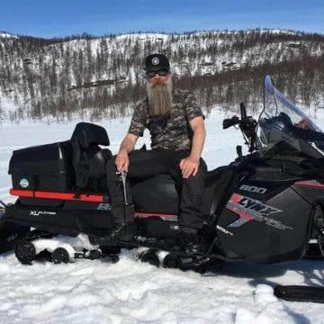 снегоход линкс командер 900 асе